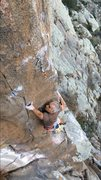 Rock Climbing Photo: Local Legend on Forgive Me Later, 12a