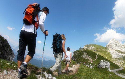 Machu Picchu Mountain Trekking in Peru.