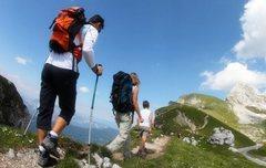 Rock Climbing Photo: Machu Picchu Mountain Trekking in Peru.