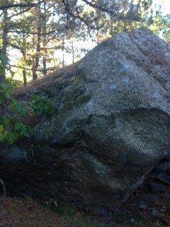 Rock Climbing Photo: Memory Foam.