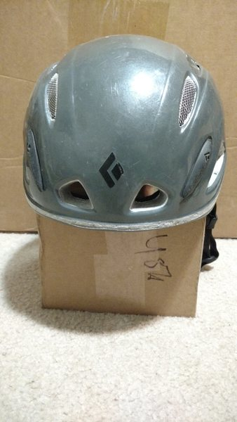 Rock Climbing Photo: BD helmet Medium Good condition