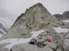 Rock Climbing Photo: 5.6 Right Facing Corner