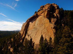 Rock Climbing Photo: A large piece of stone.