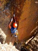 Rock Climbing Photo: Fingers!