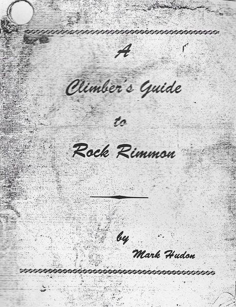 "Rock Climbing Photo: Mark Hudon Guide from ""BASE"""