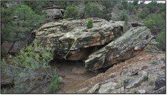 Rock Climbing Photo: Speed of Causality.