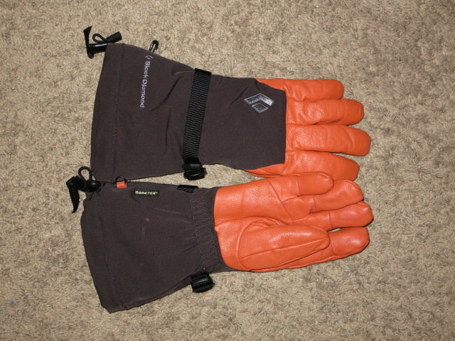 Rock Climbing Photo: gloves