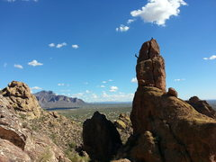 Rock Climbing Photo: Greevers Needle