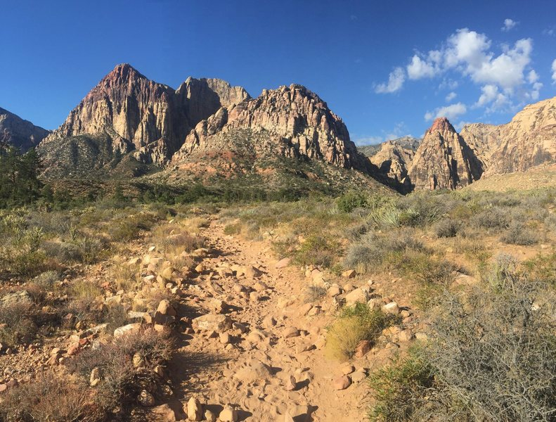Pine Creek and Juniper Canyon<br>