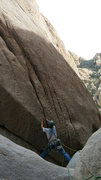 Rock Climbing Photo: the gap