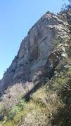 Rock Climbing Photo: belay spots