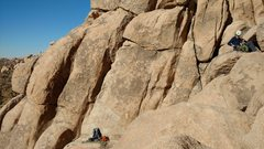 Rock Climbing Photo: Jam your way up slightly gritty goodness.  More en...