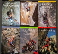Rock Climbing Photo: books for sale