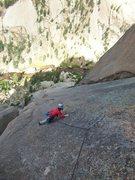Rock Climbing Photo: P7.