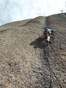 Rock Climbing Photo: P9.