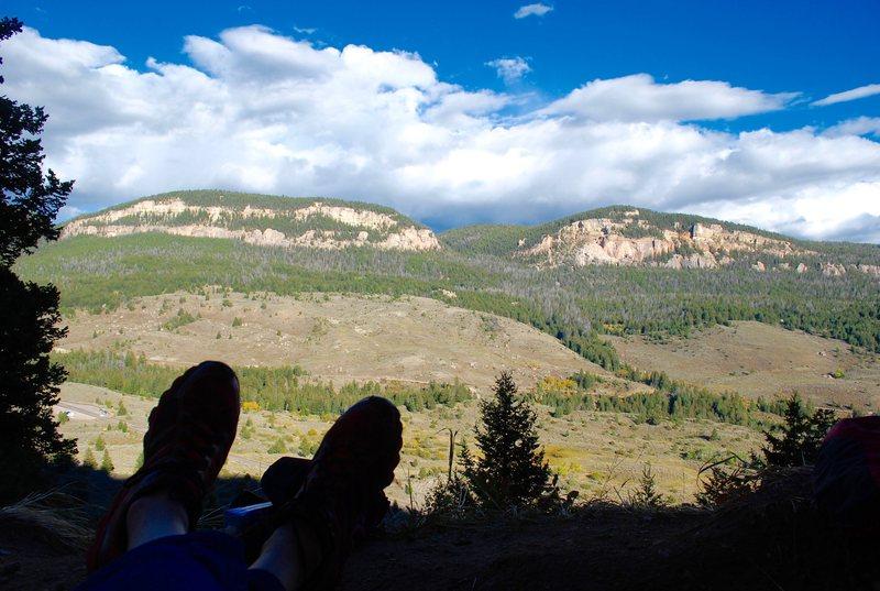 Tensleep Canyon, WY