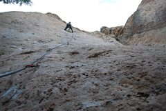 Rock Climbing Photo: Who says all butt shots are bad climbing shots?