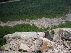 """Rock Climbing Photo: Moby Grape """"KEG Party"""""""