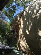 Rock Climbing Photo: Jed on 'I Shot the Sheriff'