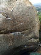 Rock Climbing Photo: 'Duck Squat'