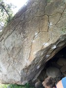 Rock Climbing Photo: One of our projects
