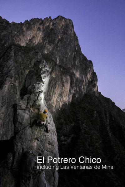 Rock Climbing Photo: Potrero Guidebook by Naked Frank