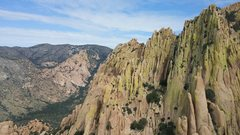 Rock Climbing Photo: West cochise