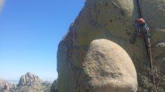 Rock Climbing Photo: good view of the Rockfellows