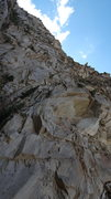 Rock Climbing Photo: Seth Shaw memorial Wall view from the start  of th...