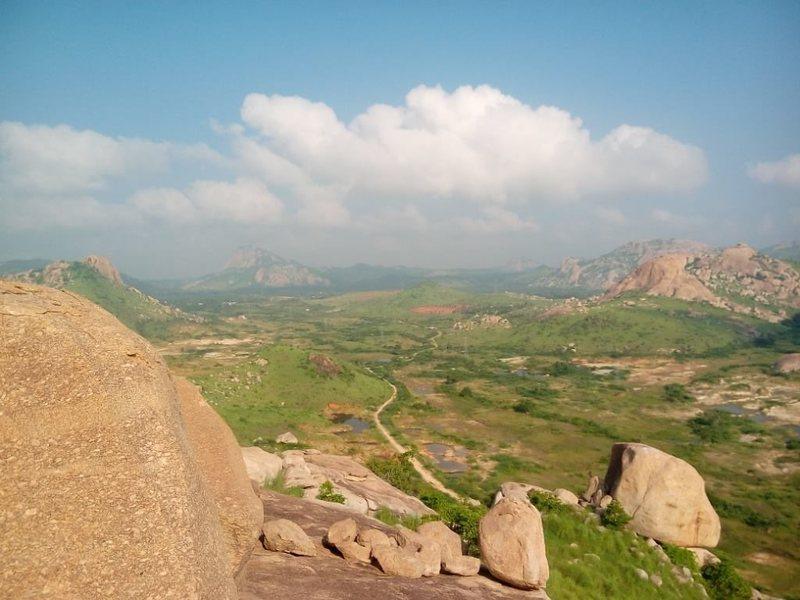 EKK landscape<br> <br> Photo by Poonam