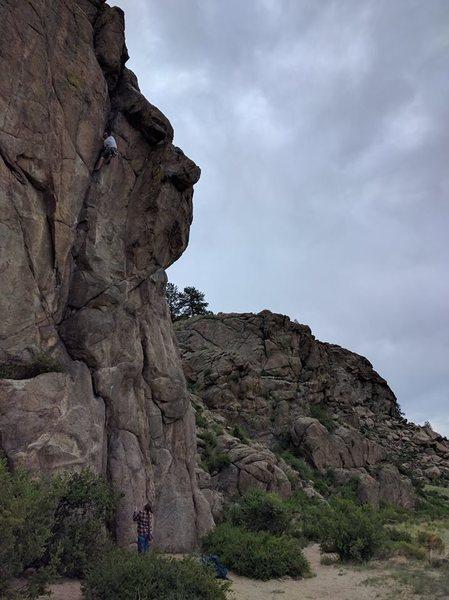BV climbing