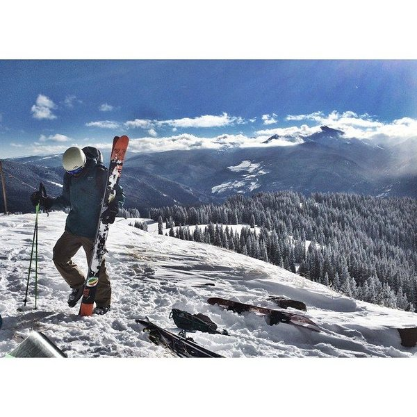 Rock Climbing Photo: Scenic Minturn Mile