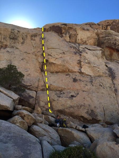 Rock Climbing Photo: Bubba-Do