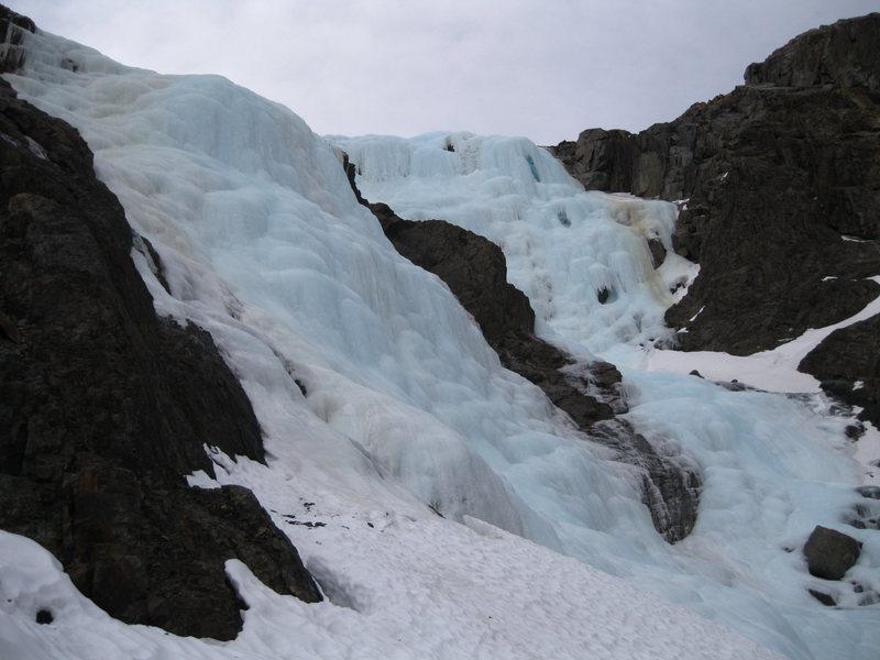 Rock Climbing Photo: Parker Canyon