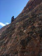 Rock Climbing Photo: P6