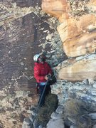 Rock Climbing Photo: High point of Gummy Bear Tower