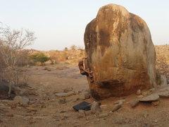 Rock Climbing Photo: Island dream 7a+ *** Eagle rock area