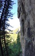 Rock Climbing Photo: The classic 'Carp' 10c