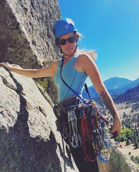 Lumpy Ridge Granite dreaming