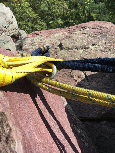 Rock Climbing Photo: PPT