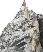 Rock Climbing Photo: P4-P6