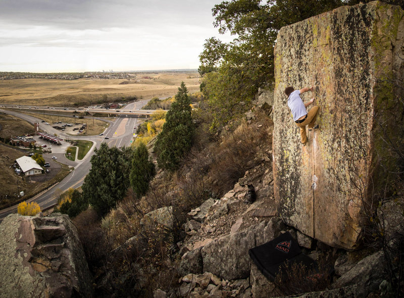 Rock Climbing Photo: Must do in the Front Range!