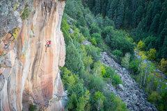 Rock Climbing Photo: The White Narwhal. Photo: B.McCord