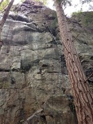 Rock Climbing Photo: Photo shows both 'Gotta Like it', and &#39...