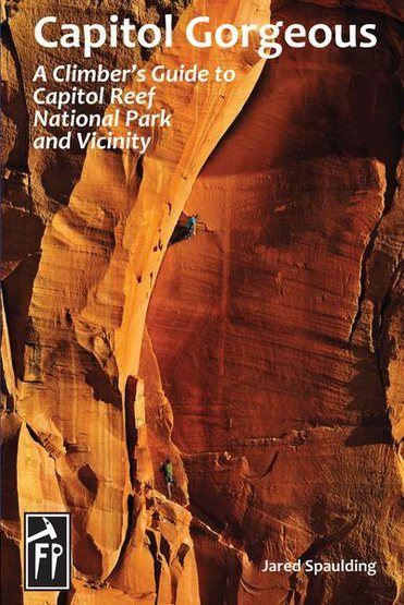 Rock Climbing Photo: Capitol Gorgeous cover