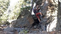 Rock Climbing Photo: Taller sustained climb...my favorite that I tried ...