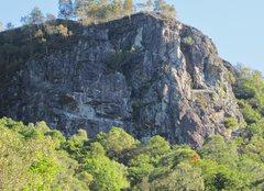 Rock Climbing Photo: The Super Direct via Raindrop 5.9 ..  Super Direct...