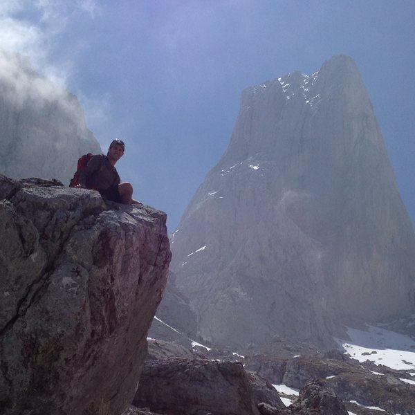 Rock Climbing Photo: picos de europa