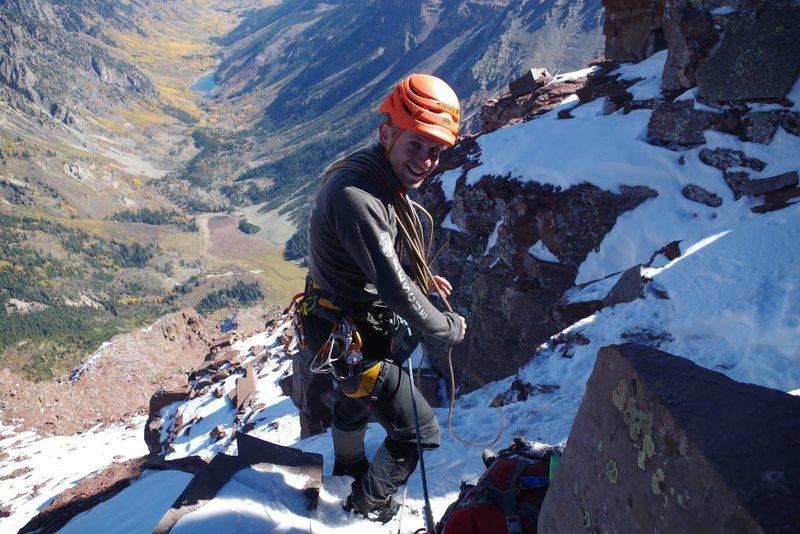 Rock Climbing Photo: N. Maroon Search