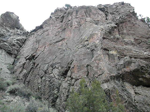 Rock Climbing Photo: The Dog House